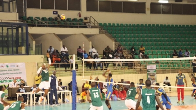 NIGERIA VOLLEYBALL TEAM WILL PROVE DOUBTERS WRONG IN AFRICA GAMES QUALIFIERS, SAYS COACH NUHU
