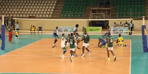 AFRICAN GAMES QUALIFIERS: NIGERIA SPANKS NIGER IN VOLLEYBALL