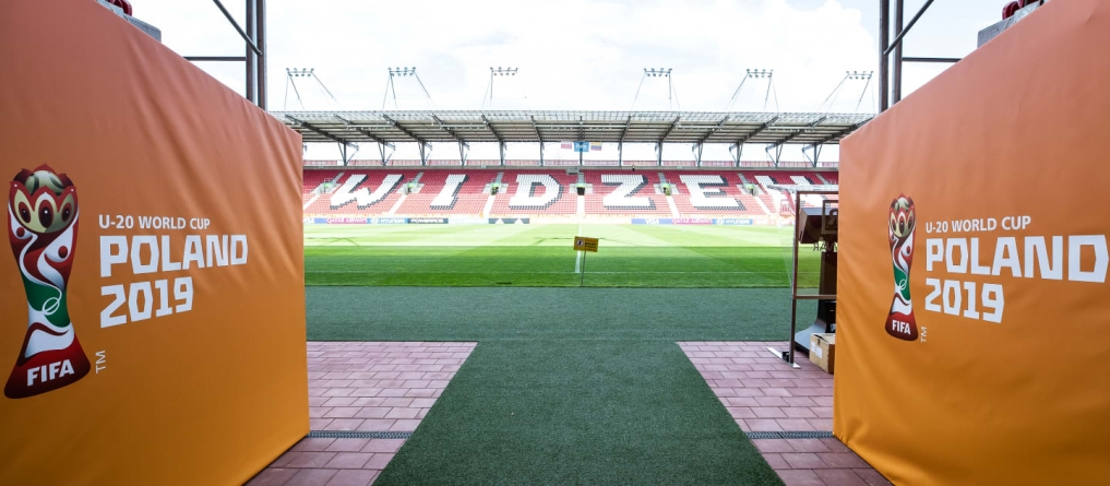 NIGERIA TAKES CENTRE STAGE AS FIFA UNDER-20 WORLD CUP  KICKS-OFF IN POLAND