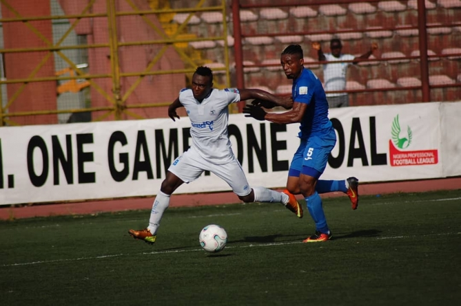 PEOPLES' ELEPHANT, ENYIMBA DROWNS  IN RIVERS TO END 12-MATCH UNBEATEN RUN