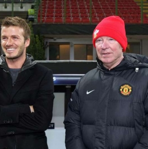 DAVID BECKHAM REVEALS THE SECRET BEHIND ALEX FERGUSON'S SUCCESS AT MAN UTD