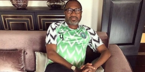 NFF BOSS, PINNICK, LEADS OTEDOLA ON A VISIT TO CHUKWU