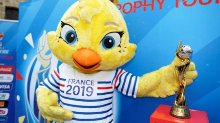 115-YEAR OLD FIFA UNDER FIRE FOR WOMEN'S WORLD CUP TICKET FIASCO
