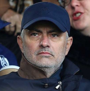 SPURS ARE LIKE 'A GUN WITHOUT BULLETS', LAMENTS MOURINHO