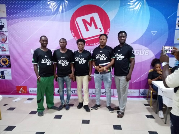 AFRICAN CHAMPION MOSES LEADS TEKENA DRONES TO MINDGAMES PREMIER SCRABBLE LEAGUE MATCHDAY TWO