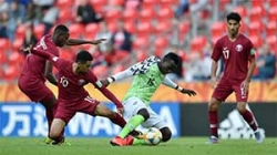 SOARING FLYING EAGLES ALMOST SPELL QATAR WITH GOALS