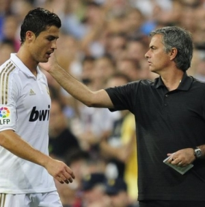 CRISTIANO RONALDO WANTS JOSE MOURINHO AT JUVENTUS