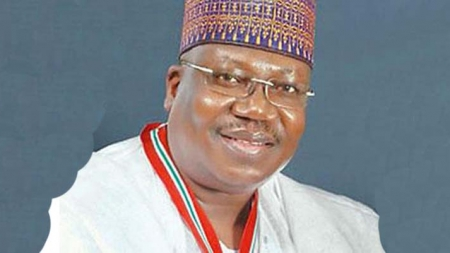 NIGERIAN SENATE PRESIDENT, LAWAN ENCOURAGES EAGLES TO GO ALL OUT FOR BRONZE MEDALS
