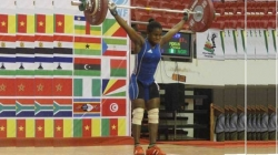 NIGERIA'S AFRICAN WEIGHTLIFTING CHAMPION FACES EIGHT-YEAR BAN