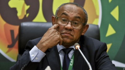 CAF PRESIDENT, AHMAD CLAIMS HE WAS THREATENED BY ESPERANCE PRESIDENT
