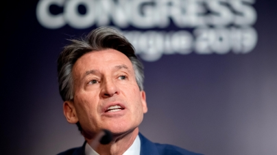 WORLD ATHLETICS BOSS, COE, TIGHTENS NOOSE ON RUSSIA