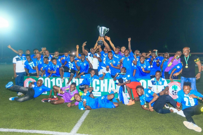 NIGERIA'S CHAMPIONS, ENYIMBA, SETS SIGHT ON CAF CHAMPIONS LEAGUE TITLE