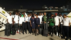NIGERIAN GOVERNMENT WELCOMES, PRAISES SUPER EAGLES FOR AFCON OUTING