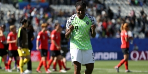 MAGNIFICENT OSHOALA BURIES AWCON 2018 GHOST; INSPIRES SUPER FALCONS TO SOUL LIFTING WIN OVER KOREA