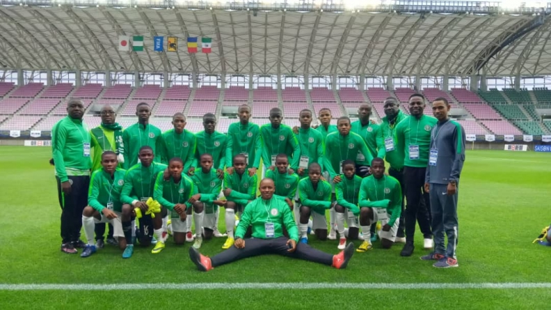 INTERNATIONAL DREAM CUP: FUTURE EAGLES FINISH THIRD, RETURN TO NIGERIA ON TUESDAY
