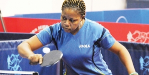 NTTF NATIONAL WOMEN SINGLES OPEN CHAMPIONSHIP SERVES OFF IN LAGOS