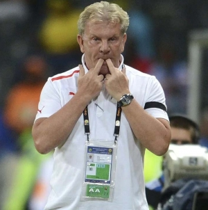 GUINEA'S COACH, PUT, SEEKS VENGEANCE AGAINST NIGERIA
