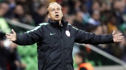 GERNOT ROHR THRILLED WITH DRAW SCORE LINE WITH BRAZIL