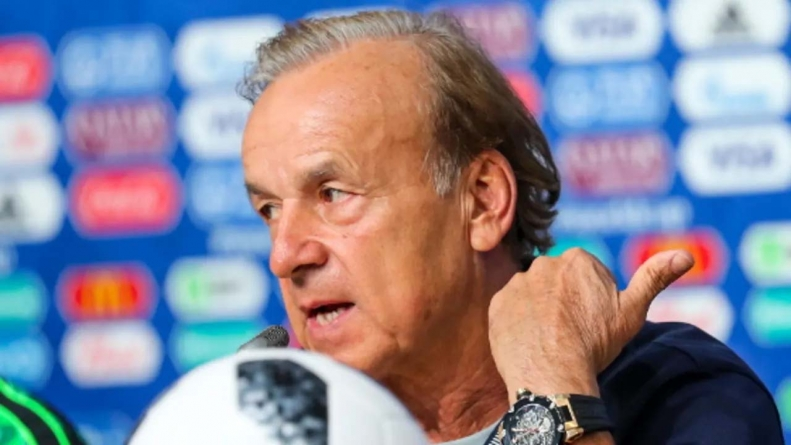 ROHR URGES FOCUS, TOTAL COMMITMENT AHEAD SEMI FINAL CLASH