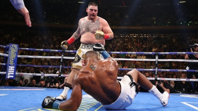 ANTHONY JOSHUA VS ANDY RUIZ JR REMATCH NOW CONFIRMED FOR END OF YEAR
