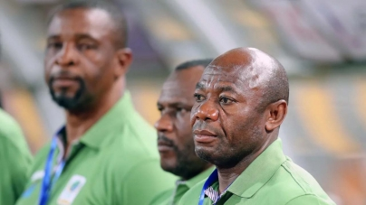 AMUNEKE DEBUTS IN AFCON AS A COACH AS TANZANIA PLAY 1ST MATCH IN 39 YEARS