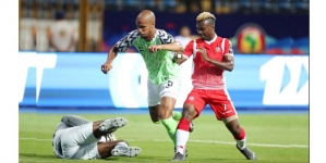 PRE-AFCON TOP SCORER, IGHALO LIFTS SUPER EAGLES OVER DOGGED BURUNDI