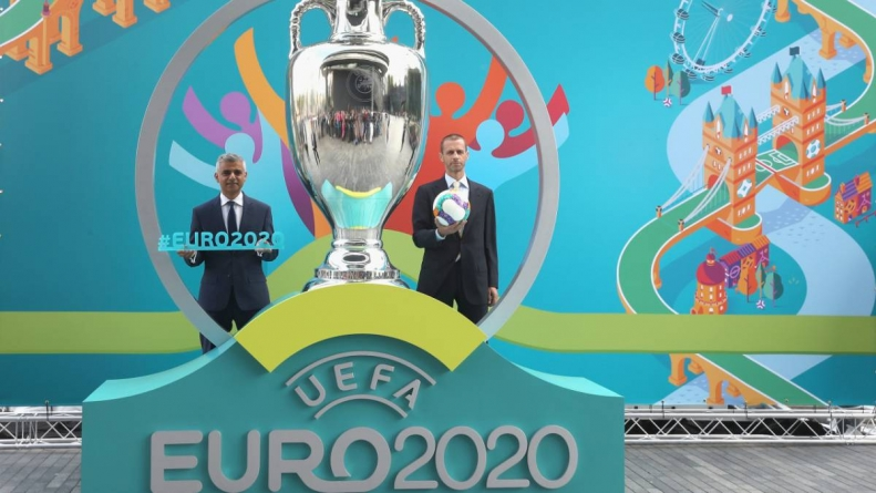 TICKETS ON SALE AS UEFA CELEBRATE ONE YEAR TO EURO 2020