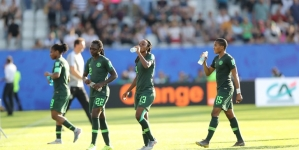 THRICE IN A ROW, NIGERIA'S FALCONS MISS OUT FROM OLYMPIC GAMES