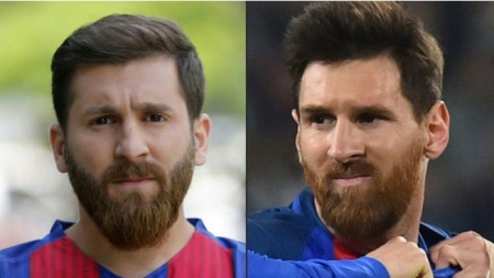 MESSI'S IRANIAN LOOK-ALIKE DENIES TRICKING 23 WOMEN INTO SLEEPING WITH HIM