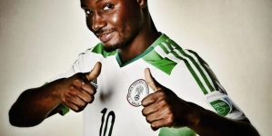 MIKEL OBI, 2 OTHERS ARE EGYPT 2006 ONLY RETURNEES