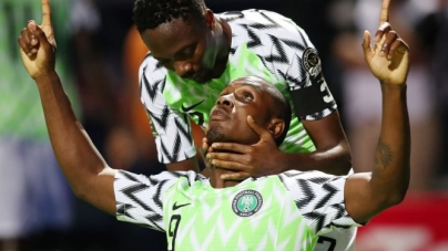 NIGERIA'S ODION IGHALO IS CONFIRMED AS GOLDEN BOOT WINNER