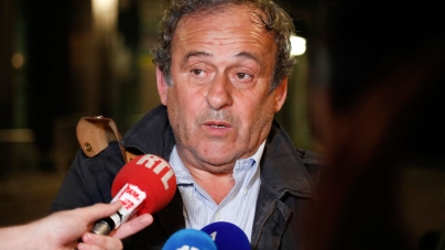 PLATINI NARRATES HIS EXPERIENCE IN POLICE DETENTION