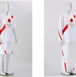 TOKYO 2020 UNVEILS TORCHBEARER'S UNIFORMS AND OLYMPIC TORCH ROUTE