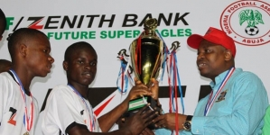 NFF/ZENITH U13 & U15 TOURNEY: SOUTH WEST, SOUTH SOUTH EMERGE CHAMPIONS