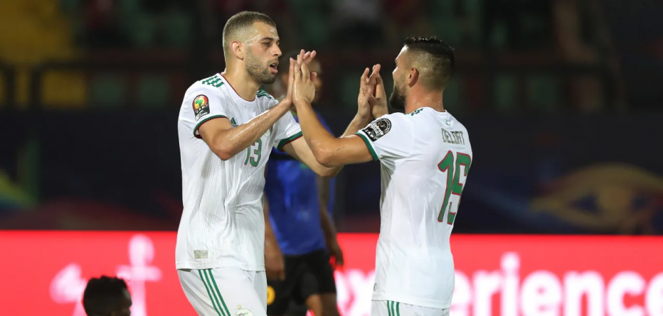 SECOND-TIER ALGERIAN TEAM MAULS TANZANIA TO HAVE 100% AFCON GROUP STAGE SCORE