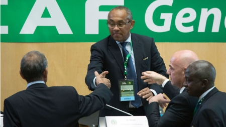 CAF HOLDS DIVISIVE CONGRESS AMID CORRUPTION SCANDAL