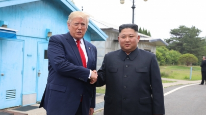DONALD TRUMP GIVES NEW HOPE TO JOINT PYONGYANG-SEOUL BID FOR 2032 OLYMPICS