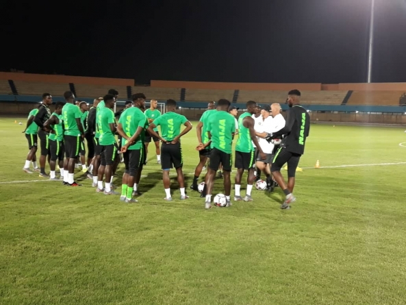 REACH FOR THE STARS, STAR LAGER URGES SUPER EAGLES AHEAD OF BRAZILIAN CLASH