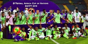 AFCON 2019: THE SUPER EAGLES ARE OUR STARS AND CONTINUE TO SHINE