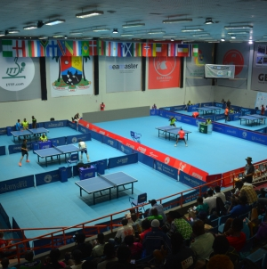 SEAMASTER 2019 ITTF CHALLENGE PLUS NIGERIA OPEN: PLAYERS RELISH LAGOS EXPERIENCE AT NIGERIA OPEN