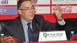CAF VP, FOUZI LEKJAA OPENS CAN OF WORMS IN CAF