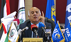 PALESTINE FA PRESIDENT RAJOUB LOSES APPEAL OVER HATE SPEACH TOWARDS MESSI