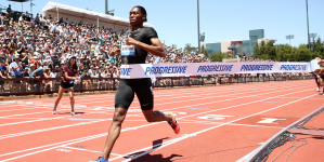 SEMENYA MAKES WINNING COMEBACK AT DIAMOND LEAGUE