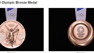 TOKYO 2020 OLYMPIC MEDAL DESIGNER THRILLED BY ATTENDANT FAME AS HE EXPLAINS CONCEPT