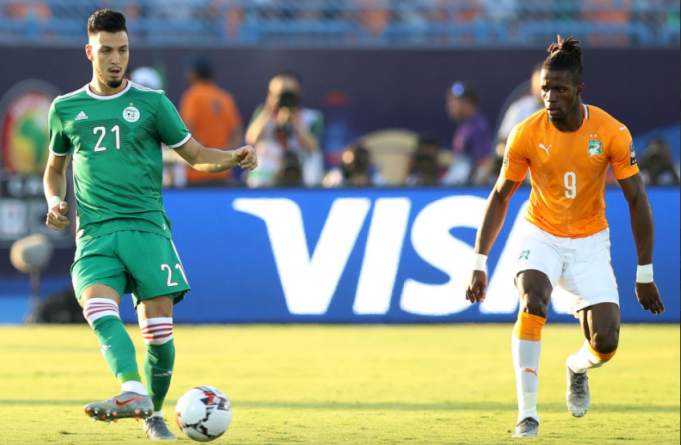 IT'S NIGERIA VERSUS ALGERIA AT SEMIFINALS