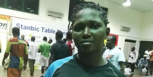 FATIMO BELLO RULES NTTF NATIONAL WOMEN SINGLES OPEN CHAMPIONSHIP