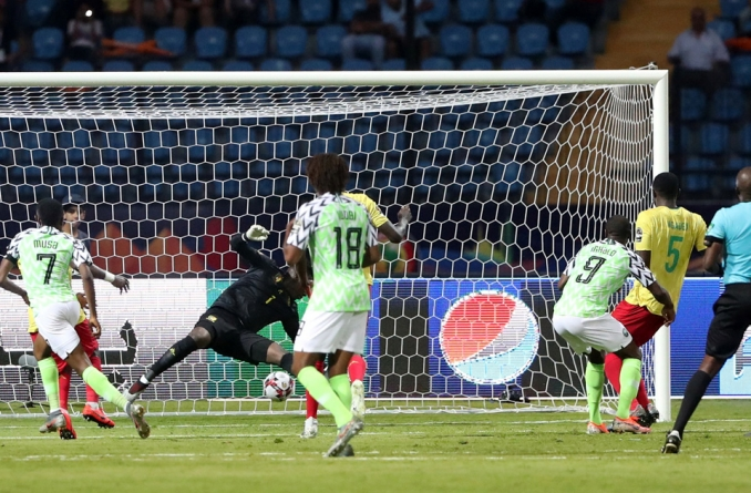 AGAIN FIRST SCORING TEAMS PREVAIL AT AFCON KNOCK-OUT STAGE
