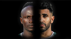 AFRICA CUP OF NATIONS' FINAL MATCH IS MORE OF MAHREZ VERSUS MANE CONTEST
