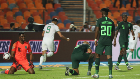OWN-GOAL HAUNTED TUNISIA'S CARTHAGE EAGLES AND SUPER EAGLES FIGHT FOR BRONZE 41 YEARS AFTER SIMILAR BATTLE