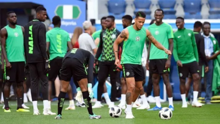 NFF HUNTS FOR AFRICAN OPPOSITION, AFTER SEALING EAGLES/BRAZIL